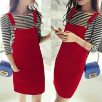 overall lolipop red