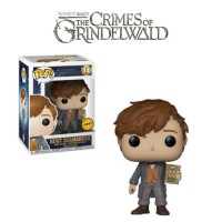 Funko POP! Fantastic Beasts 2 - Newt Scamander (Book) [Limited CHASE]