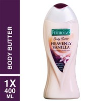 PALMOLIVE Sabun Mandi Body Butter Heavenly Vanilla 400ml