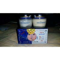 Cream Pemutih Wajah Super Ampuh Deoonard Whitening Japan