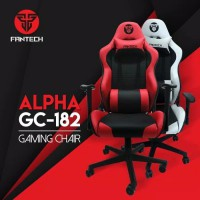 Fantech GC-182 Alpha Gaming Chair - Kursi Gaming GC182 - Biru