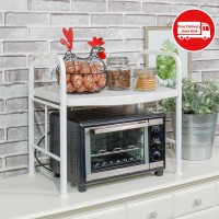 THE OLIVE HOUSE - RACK MICROWAVE OVEN SHELF JYC-018