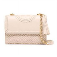Tory Burch Fleming Convertible - Shell Pink (DB338 Shell Pink)