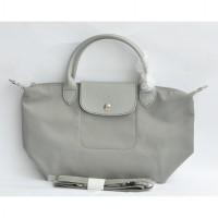 Longchamp Le Pliage Neo Small - Grey