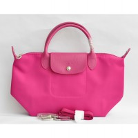 Longchamp Le Pliage Neo Small - Fuchsia