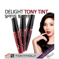 Tony Moly Delight Tint - Lipstik Korea Original 100% (K-TM-DT)