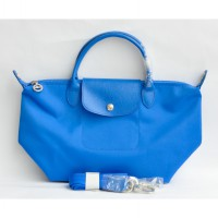 Longchamp Le Pliage Neo Small - Blue