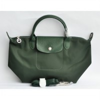 Longchamp Le Pliage Neo Small - Army Green