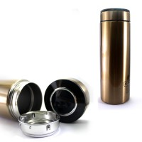 Tumbler Thermos Healthy Choices Gold