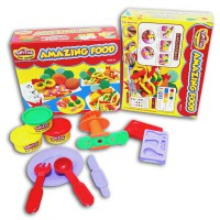 fundoh amazing food/fun doh amazing food/playdoh murah/play doh murah