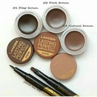 Landbis Eyebrow Gel 3in1 With Eyeliner Brush