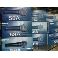 Mic Shure Beta58a Beta 58a Mic Vocal Kabel KW1