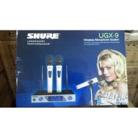 MIC WIRELESS SHURE UGX9