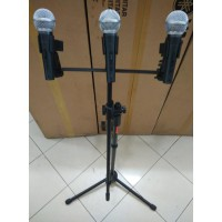 Stand Mic 3in1