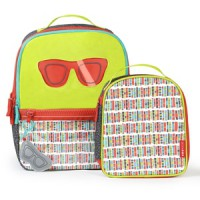 SALE** Skiphop Forget Me Not Backpack  Lunchies Glasses - Spectacles