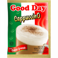 Good Day Cappuccino (10 sachet)