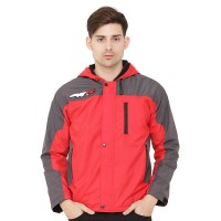 CBR SIX Jaket Mater Cool Taslan Waterproof | MPC 315