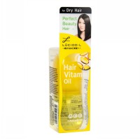 LUCIDO-L Hair Vitamin Oil Dry 50ml