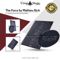 The Force By Mathieu Bich Alat Dan DVD (Alat Sulap, Sulap Mistik, Lecture Sulap, Mainan)
