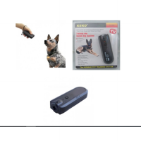 Ultrasonic dog repeller training plus 2 flashlight