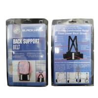 Back Support Belt With Reflective Tape Brand Blackhawk
