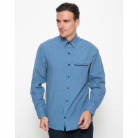 LevelFive Wurtzel Long Sleeve - Blue