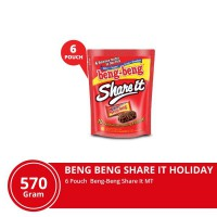 Beng Beng Share It Pouch Holiday