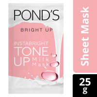 POND'S Instabright Tone Up Milk Mask Vit C 25g - Masker Wajah