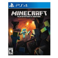 Minecraft Playstation 4 Edition Game PS4 (R3)
