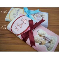 5 pcs Chocolate Bar Special Valentine Anniversary Birthday