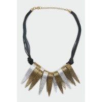 Catrin Necklace Gold