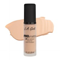LA Girl Pro Matte Foundation Porcelain