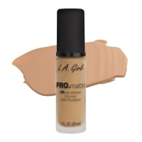 LA Girl Pro Matte Foundation Soft Beige