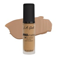 LA Girl Pro Matte Foundation Sandy Beige