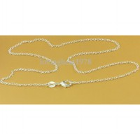 Kalung Nickel 925 Sterling Silver Plated