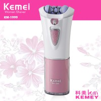 Kemei Lady Depilator Electric Shaver- KM 1999
