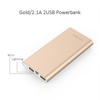 (pop up aia ) GOLFSPACE P10 Powerbank 10.000mAh Real