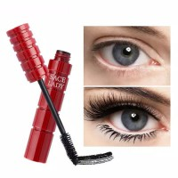 SACE LADY 4D Mascara Volume Lengthening Waterproof Black Maskara