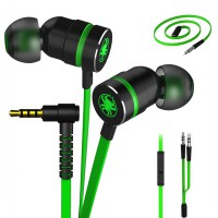 Plextone G20 New Version Gaming Magnet Earphone Hammering Bass L Jack