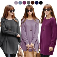 KOREAN STYLE ★ Balloon Long Sleeve Loose Fit Ter/Baju Atasan Wanita Jumbo
