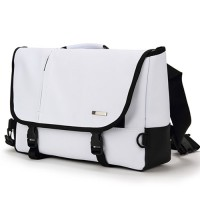 [PEEPS] movement messenger bag(SL_white)