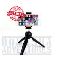 MINI TRIPOD 108 SELFIE PORTABLE FOR PHONE DSLR CAMERA ACTION CAM