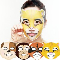 [BERRISOM] ANIMAL MASKER SERIES | MASK YOUR FACE WITH THESE CUTE ANIMAL MASKER!