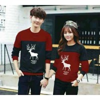 Baju couple pasangan moose