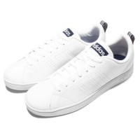 Adidas Neo Advantage Clean White List Navy F99252 Sneakers Shoes