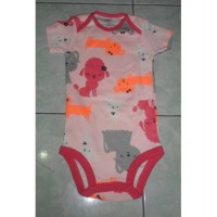 Jumper Pendek Carter Girls/Unisex 9-12 Bulan