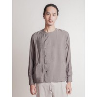 Arnold Shirt Dark Grey