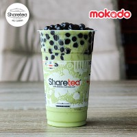 Sharetea : Matcha Ice Blended
