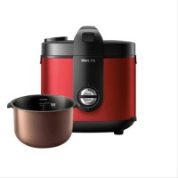 PHILIPS Rice Cooker Stainless 2 Liter PRO CERAMIC HD3132-32