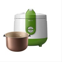 Philips Rice Cooker New HD3119-30 Basic Green